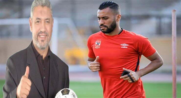 جمال عبد الحميد و حسام عاشور