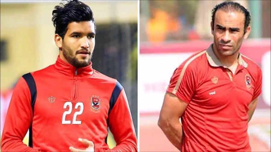 صالح جمعة و سيد عبد الحفيظ