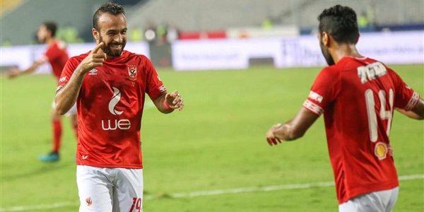 حسين الشحات و قفشة