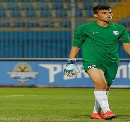 محمود جاد حارس مرمي نادي انبي