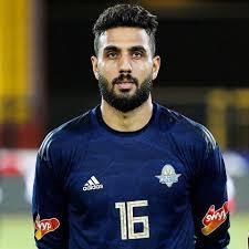 أحمد الشناوي حارس مرمي بيراميدز