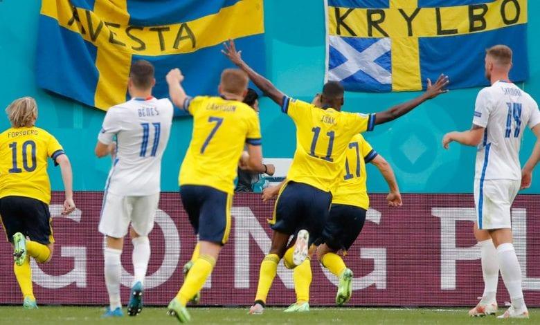 السويد و سلوفاكيا